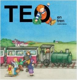 Los libros de Teo | Teo en tren | +1 año