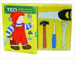 Los libros de Teo | Teo juega con las herramientas | +3 años