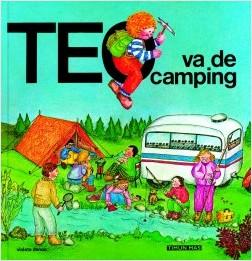 Los libros de Teo | Teo va de camping | +3 años