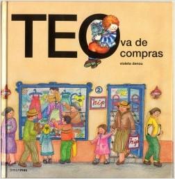 Los libros de Teo | Teo va de compras | +3 años