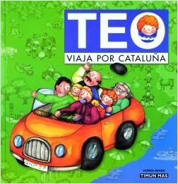 Los libros de Teo | Teo viaja por Cataluña | +3 años