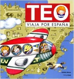 Los libros de Teo | Teo viaja por España | +3 años
