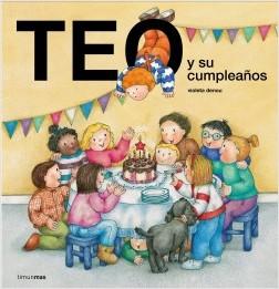 Los libros de Teo | Teo y su cumpleaños | +1 año