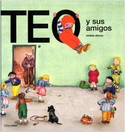 Los libros de Teo | Teo y sus amigos | +3 años