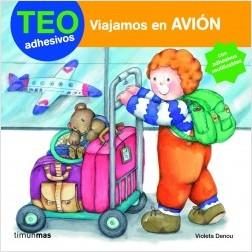 Los libros de Teo | Viajamos en avión | +3 años