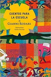 Gianni Rodari libros de cuentos | Cuentos para la escuela | +7 años