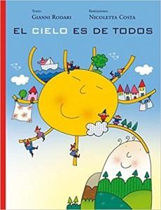 Gianni Rodari libros de cuentos | El cielo es de todos | +3 años
