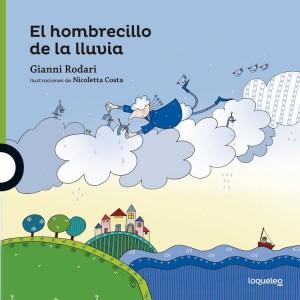 Gianni Rodari libros de cuentos | El hombrecillo de la lluvia | +4 años