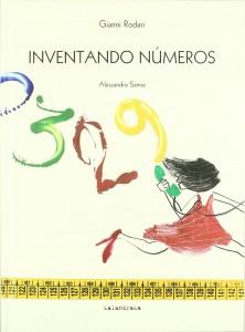 Gianni Rodari libros de cuentos | Inventando números | +5 años