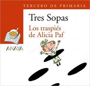 Gianni Rodari libros de cuentos | Los traspiés de Alicia Paf | Libro + cuaderno de actividades | +8 años