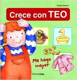 Los libros de Teo | Me hago mayor | +1 año