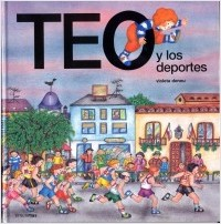 Los libros de Teo | Teo y los deportes | +3 años