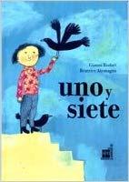 Gianni Rodari libros de cuentos | Uno y siete | +5 años