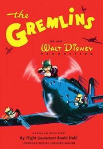 Cuentos y libros de Roald Dahl | Los gremlins | The gremlins |1943