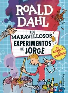 Cuentos y libros de Roald Dahl | Los maravillosos experimentos de Jorge | +10 años