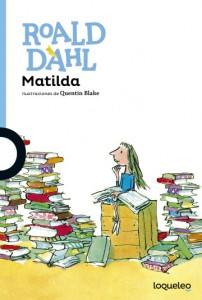 Cuentos y libros de Roald Dahl | Matilda | 1988 | +12 años