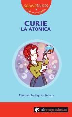 Libros feministas para niñas, niños y jóvenes | Curie, la atómica | +9 años