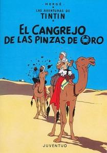 Las aventuras de Tintín | Libros en español | El cangrejo de las pinzas de oro