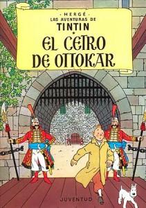 Las aventuras de Tintín | Libros en español | El cetro de Ottokar