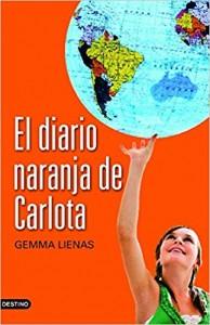 Libros feministas para niñas, niños y jóvenes | El diario naranja de Carlota | +12 años