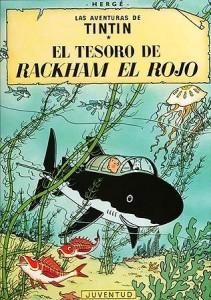 Las aventuras de Tintín | Libros en español | El tesoro de Rackham el Rojo