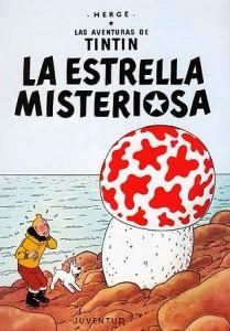Las aventuras de Tintín | Libros en español | La estrella misteriosa