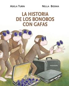 Libros feministas para niñas, niños y jóvenes | La historia de los Bonobos con gafas | +5 años