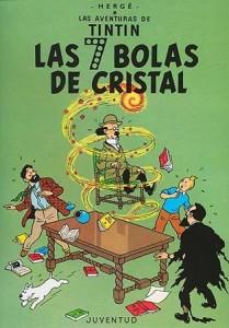 Las aventuras de Tintín | Libros en español | Las 7 bolas de cristal