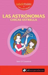 Libros feministas para niñas, niños y jóvenes | Las astrónomas, chicas estrella | +9 años