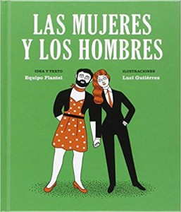 Libros feministas para niñas, niños y jóvenes | Las mujeres y los hombres | +4 años
