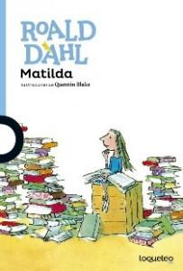 Libros feministas para niñas, niños y jóvenes | Matilda | +12 años