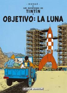Las aventuras de Tintín | Libros en español | Objetivo: la Luna