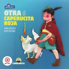 Libros feministas para niñas, niños y jóvenes | Otra caperucita roja |+9 años