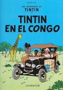 Las aventuras de Tintín | Libros en español | Tintín en el Congo