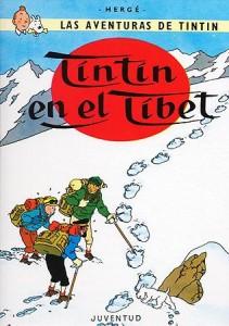 Las aventuras de Tintín | Libros en español | Tintín en el Tíbet