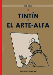 Las aventuras de Tintín | Libros en español | Tintín y el Arte-Alfa