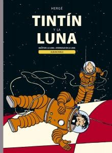 Las aventuras de Tintín | Libros en español | Tintín y la Luna
