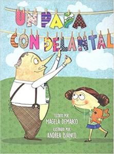 Libros feministas para niñas, niños y jóvenes | Un papá con delantal | +5 años