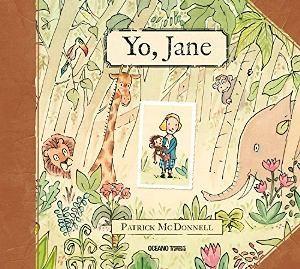 Libros feministas para niñas, niños y jóvenes | Yo, Jane | +5 años