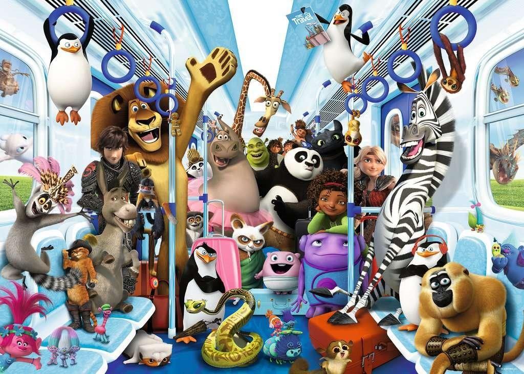 Películas De Animación De Dreamworks 36 Pelis Para Ver Online
