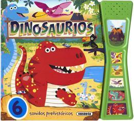 Libros de dinosaurios para niños y adultos | Dinosaurios | +2 años | 10 páginas