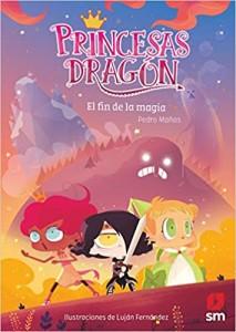 Libros feministas para niñas, niños y jóvenes | Princesas Dragón: El fin de la magia