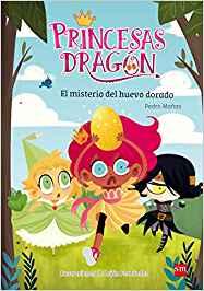Libros feministas para niñas, niños y jóvenes | Princesas Dragón: El misterio del huevo dorado