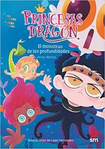 Libros feministas para niñas, niños y jóvenes | Princesas Dragón: El monstruo de las profundidades