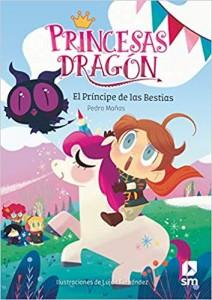 Libros feministas para niñas, niños y jóvenes | Princesas Dragón: El príncipe de las bestias