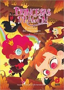 Libros feministas para niñas, niños y jóvenes | Princesas Dragón: El secreto del sapo negro