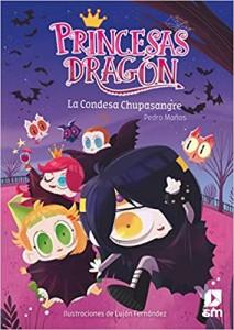 Libros feministas para niñas, niños y jóvenes | Princesas Dragón: La condesa Chupasangre