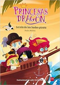 Libros feministas para niñas, niños y jóvenes | Princesas Dragón: La isla de las hadas pirata