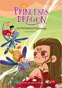 Libros feministas para niñas, niños y jóvenes | Princesas Dragón: Los hermanos Tormenta
