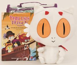 Libros feministas para niñas, niños y jóvenes | Pack Princesas Dragón Gumi